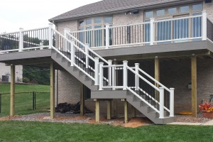 Elevated Deck Examples